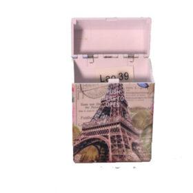 Tabakera Pariz plastična