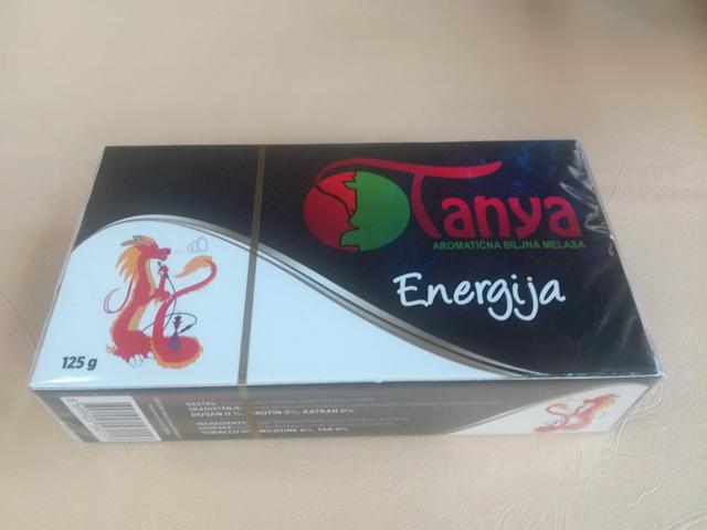 aroma energija