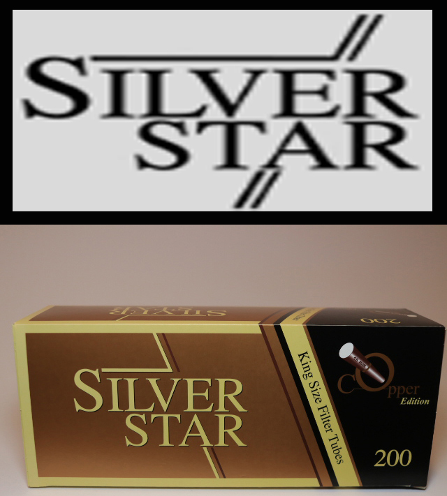 Silver Star filter tube