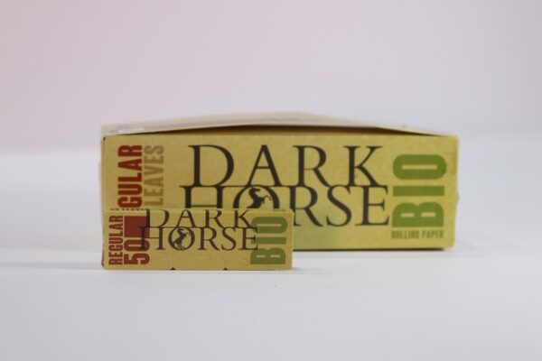 Dark Horse regular bio rizlr