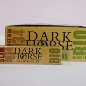 Dark Horse Bio Slim rizla 34 Blister
