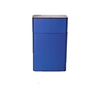 Dedo metalna tabakera plava blister