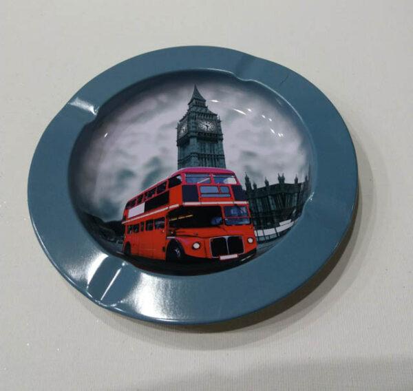 metalna pepeljara London