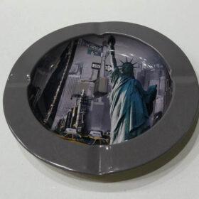 Metalna pepeljara New York