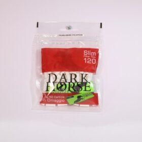 Dark Horse slim 120 +rizla