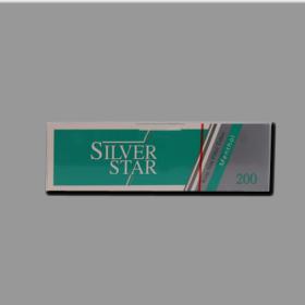 Silver Star 200 Menthol
