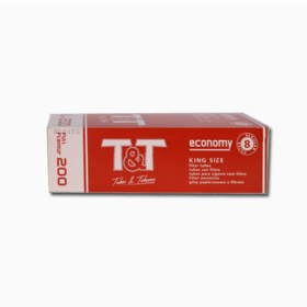 T&T TOBACCO&TUBES Filter 200 15mm