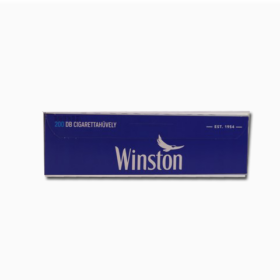 Winston 200 Blue 15mm Carbon dual filter