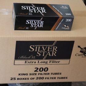 Silver Star 200 Black XL 24mm Dual Carbon