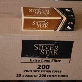 SILVER STAR 200 Carbon & Copper XL 24mm