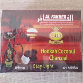 Al Fakher ugalj 500g