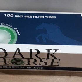 Dark Horse 100 Green mentol