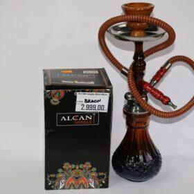 ALCAN NARGILA 40cm BRAON S