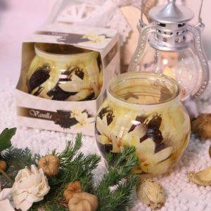 mirišljava sveća vanila