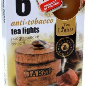 Tealight antitobacco sveće 6 kom.