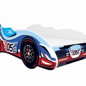 Serija F1-05 Car  dečiji krevet sa dušekom i letvicama