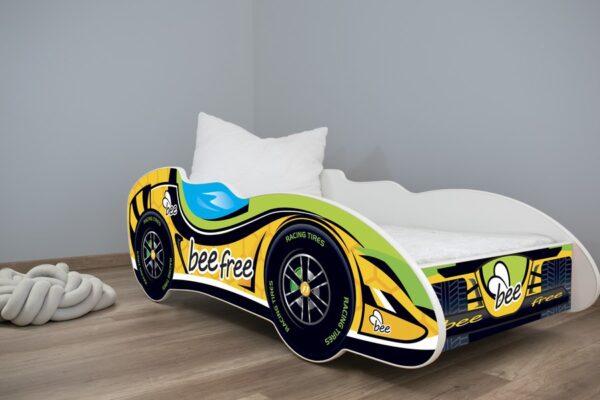 Deciji krevet automobil