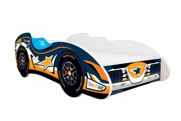 krevet sportski auto