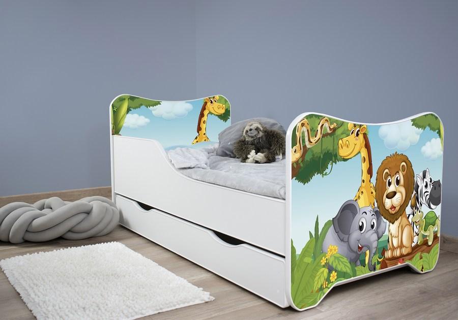 krevet sa fiokom afrika