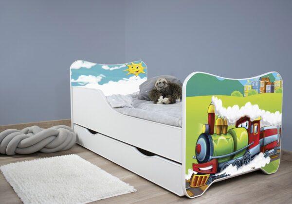 krevet za decake vozic