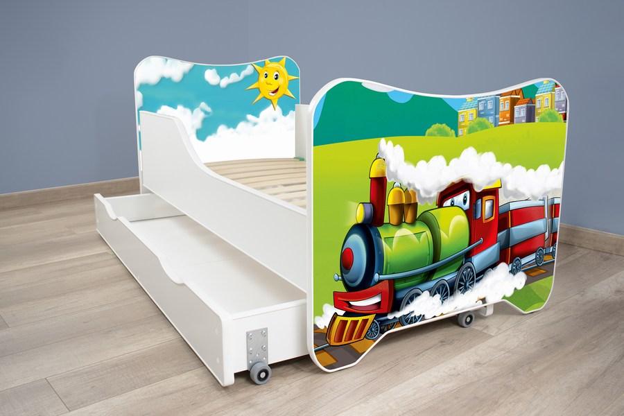 voz krevet za decu