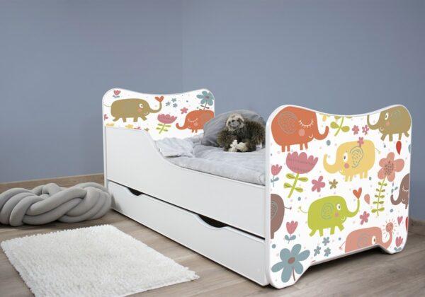 Krevet za decu sloncici