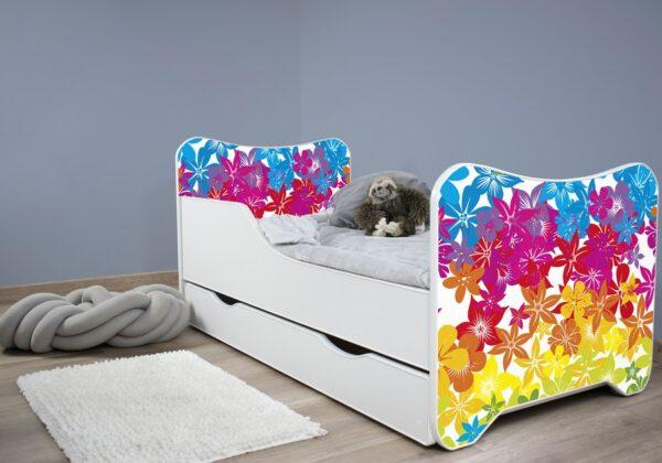 Krevet za devojcice cvece