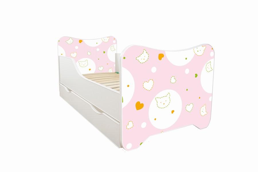 Happy Kitty krevet sa fiokom