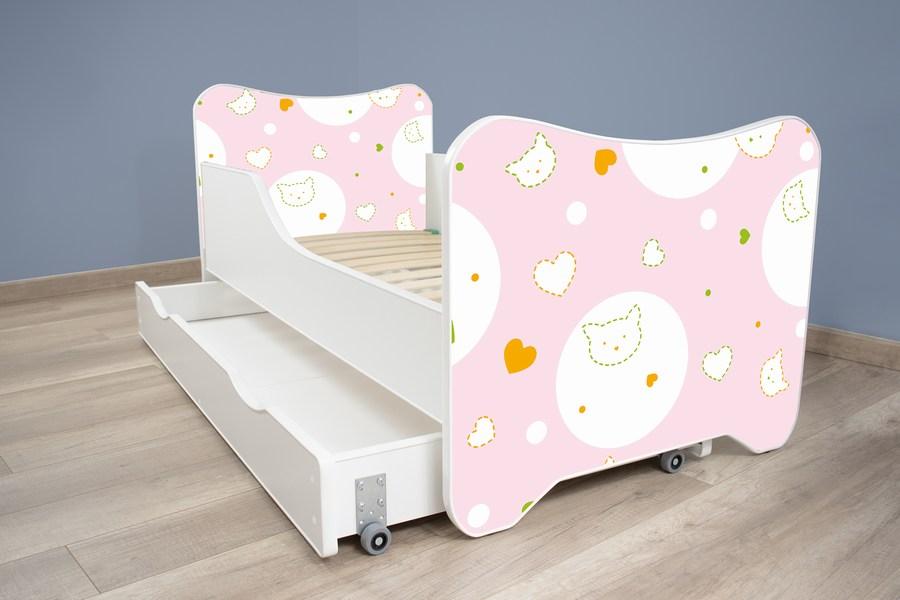 deciji krevet sa fiokom