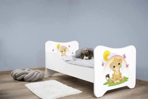 Dečiji krevet kralj lavova