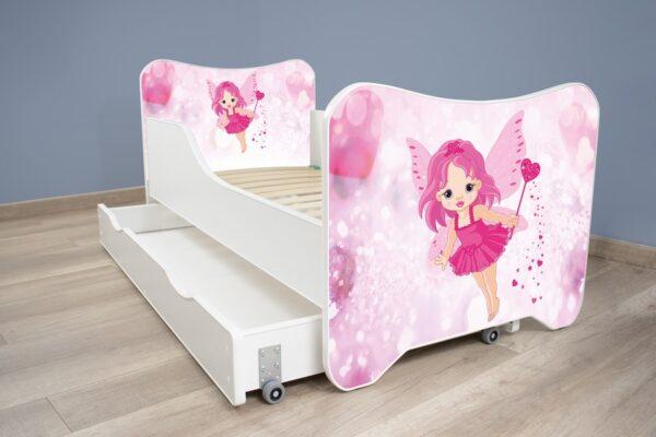 Deciji krevet sa vilom