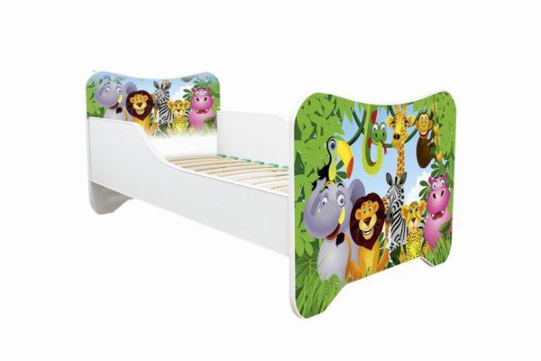 Krevet za decu madagaskar