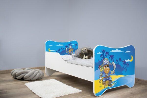 Krevet za decu stari gusar