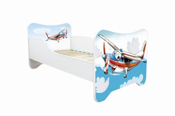 Avion deciji krevet