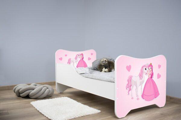 krevet princeza i konj