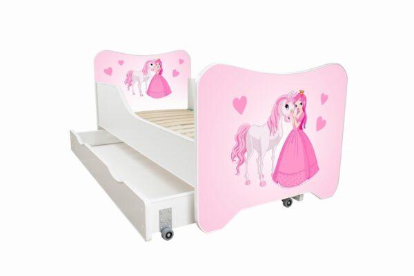 krevet za devojcice princeza i konj