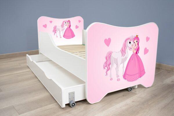 krevet sa fiokom princeza i pony Beograd
