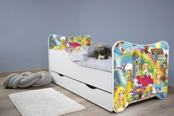deciji krevet sa fiokom princeze Beograd