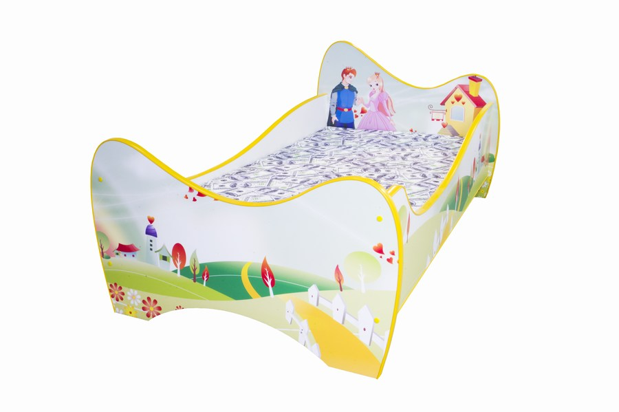krevet za devojcice land