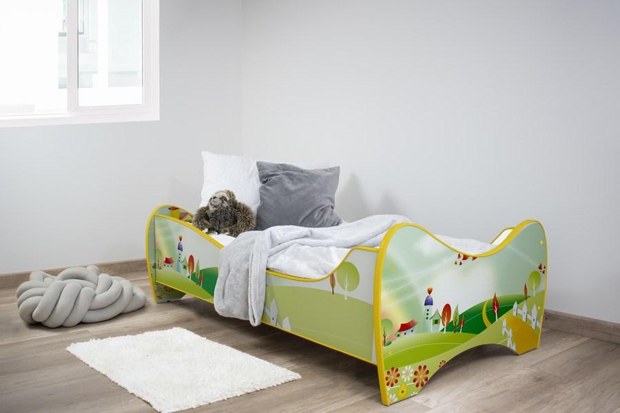 land krevet za decu