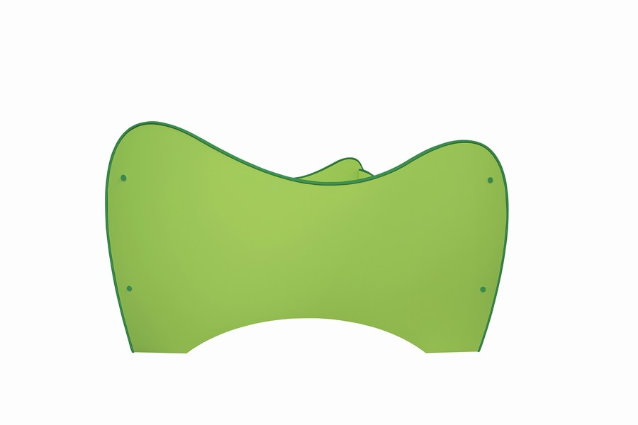 zeleni krevet za deciju sobu