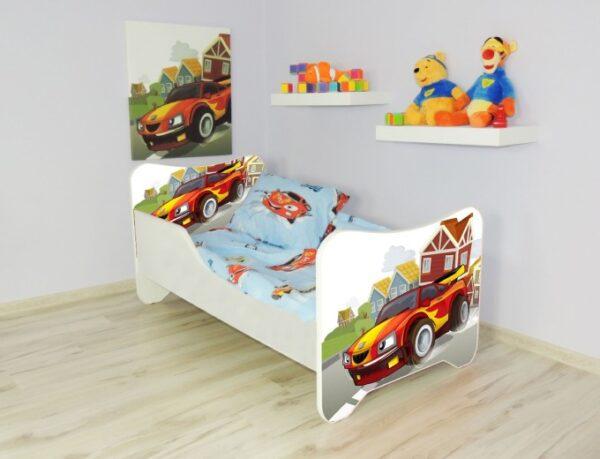 krevet trkacki auto