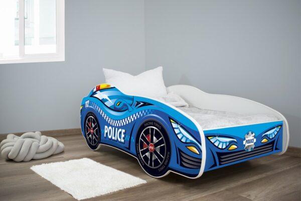 Policijski auto krevet