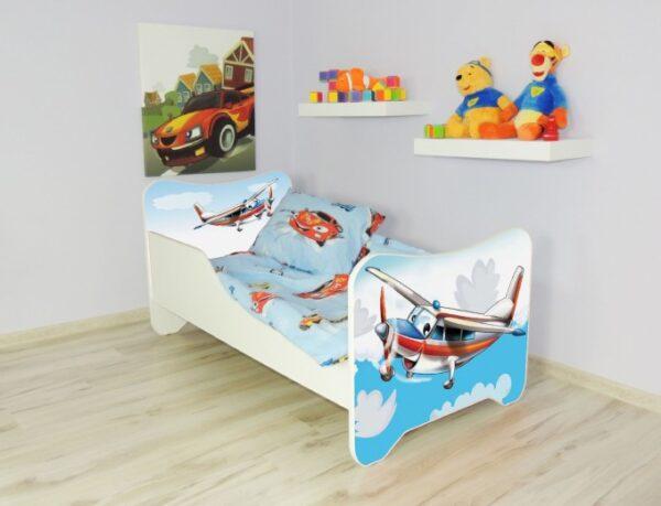 krevet za decu avion