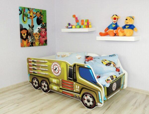 kamion deciji krevet