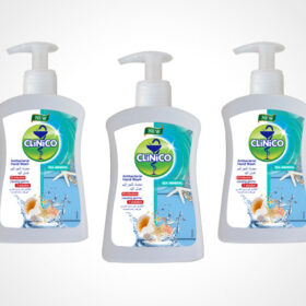 Clinico antibakterijski tečni sapun Sea Mineral 220ml.