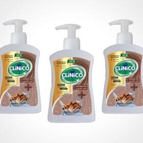Clinico antibakterijski tečni sapun Natural Oud 220ml.