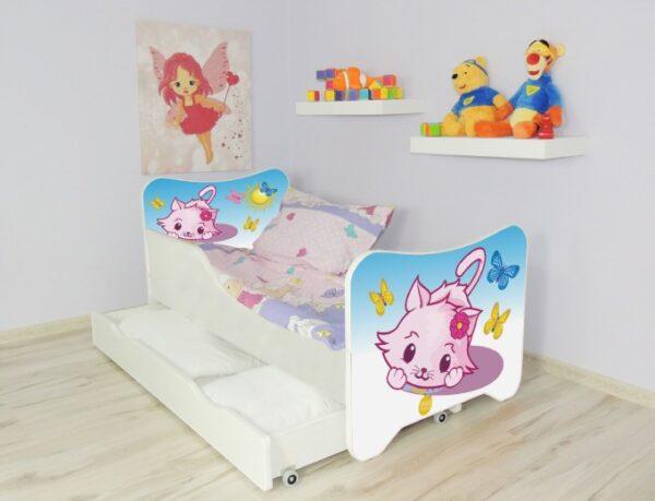 Krevet za decu sa fiokama
