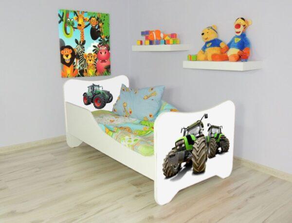 deciji krevet traktori
