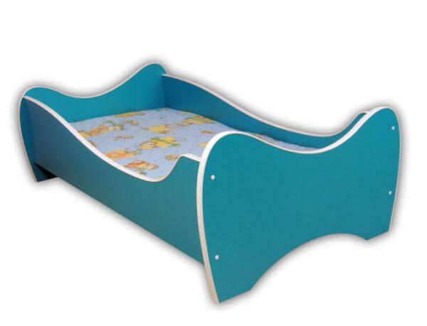 tirkiz krevet za deciju sobu